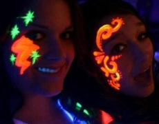 Night Club Entertainment Ideas: UV Body Painting, Paint Drumming, Blacklight Rental (Updated 2020)