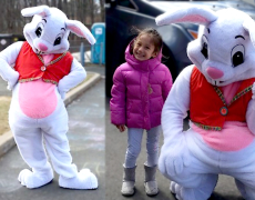 Get Your CT Easter Bunny!