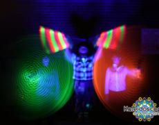 LED Hoops & Flow