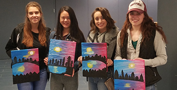 Arty Party Paint Nights